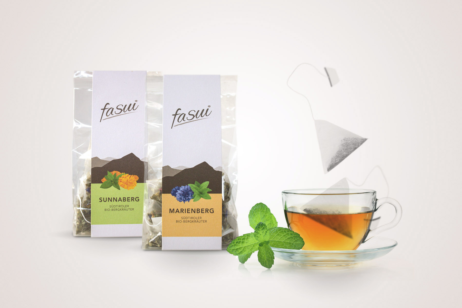 Tea – Organic herbs from the mountains of South Tyrol